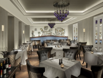 Royal Savoy Lausanne Restaurant